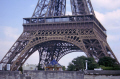 base eiffel tower paris french buildings european travel france left bank tour engineering iron industrial parisienne la francia frankreich europe