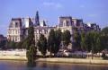 tel-de-ville tel de ville teldeville paris france french buildings european travel hotel town city hall marie river seine parisienne la francia frankreich europe