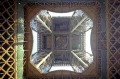 eiffel tower unusual angle french european travel tour paris france engineering iron iconic parisienne la francia frankreich europe