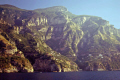 mountains sea cliffs west positano. southern italy italian european travel campania costiera amafitana neopolitan riviera amalfi coast italien italia italie europe