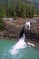 natural bridge yoho national park british columbia canada wilderness travel river kicking horse emerald lake louise burgess shale banff rock flour turquoise canadian