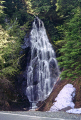 unnamed waterfall roadside mount rainier waterfalls cascade cataracts geology geological science misc. washington volcano state usa united states america american