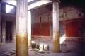 richly decorated house pompeii. archeology archeological science misc. naples napoli campania volcano vesuvius ash pumice pyroclastic flow napolitan italy italien italia italie europe european italian
