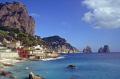marina piccola island capri italy southern italian european travel campania faraglione faraglioni islas isle beach cliff turquoise gracie fields graham greene italien italia italie europe