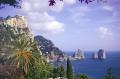 capri faraglione islands southern italy italian european travel campania faraglioni marina piccola naples napoli bay italia italien italie europe