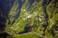 island madeira curral das baixo nun valley overlook eira serrado. portuguese portugese european travel pirates corsairs hidden protected sheltered madiera portugal europe