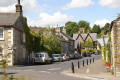 greaves lane village ashford water near bakewell derbyshire. rural britain countryside rustic pastoral environmental uk monsall head wye valley viaduct pudding pie tart peak district park derbyshire england english great united kingdom british