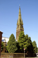 st giles rc church cheadle staffordshire. uk churches worship religion christian british architecture architectural buildings augustus welby northmore pugin roman catholic staffs moorlands potteries alton towers staffordshire england english great britain united kingdom