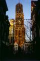 dom tower christmas decorations. utrecht holland. dutch netherlands european travel nederlands holland canal promenade singel la hollande holanda olanda europe