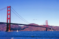 golden gate bridge san francisco california. california american yankee travel helicopter gunship military sf bay alcatraz marin headlands peninsula franciscan californian usa united states america