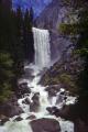 vernal falls misty trail yosemite national park waterfalls cascade cataracts geology geological science misc. np john muir cataract merced river rainbow california californian usa united states america american
