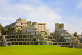 student residences architect sir denys lasdun university east anglia norwich british universities education learning educated educating uk architecture norfolk england english great britain united kingdom