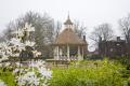historic victorian bandstand chapelfield gardens norwich norfolk uk british bandstands unusual buildings strange wierd park leisure england english great britain united kingdom