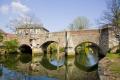 medieval bishops bridge river wensum norwich norfolk uk bridges rivers waterways countryside rural environmental architecture england english great britain united kingdom british