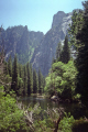 yosemite valley merced river. california american yankee travel national park np john muir californian usa united states america