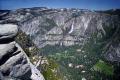 yosemite valley falls glacier point california american yankee travel national park np merced river curry village cascade cataract californian usa united states america