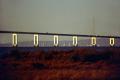san mateo bridge crosses francisco bay county alemeda california. california american yankee travel oakland area hayward foster city highway 92 franciscan californian usa united states america