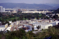 panorama universal studios warner brothers middle distance. los angeles la california american yankee travel tinseltown hollywood movies film magic californian usa united states america