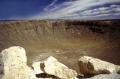 meteor crater arizona american yankee travel flagstaff asteroid planetoid meteorite usa united states america