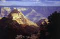view grand canyon north rim. arizona american yankee travel colorado usa river geology strata united states america