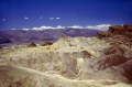 zabriskie point california death valley. desert desolate natural history nature misc. minerals mining sea level californian usa united states america american