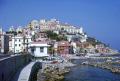 porto maurizio near imperia italian riviera. european travel menton ventemiglia alassio mediterranean italy riviera italien italia italie europe