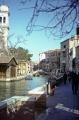 venice campo san trovaso canal fondamenta priuli. north east italy italian european travel embankment promenade venezia venecia italia church gondolas venitian italien italie europe