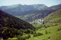 andorran resort soldeu french landscapes european pyren es spain france skiing lift valley mountain pyrenees andorra principat