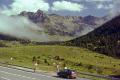 evening cloud andorra french landscapes european grau roig grandvalira pyren es spain france skiing lift valley mountain pyrenees principat andorran