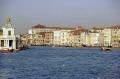 venice grand canal punta della salute. north east italy italian european travel waterfront venezia venecia italia palazzo palazzi palaces venitian italien italie europe
