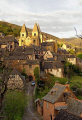 conques france french buildings european travel way st james jacques route ste aveyron midi-pyrenees midi pyrenees midipyrenees basilica eglise medieval santiago compostela la francia frankreich europe