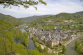 town entraygues-sur-truyere entraygues sur truyere entrayguessurtruyere confluence truyere lot. french landscapes european travel midi-pyrenees midi pyrenees midipyrenees auvergne aveyron river gorges lot france la francia frankreich europe