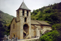 eglise la saint-chély-du-tarn saint chély du tarn saintchélydutarn languedoc-roussillon languedoc roussillon languedocroussillon french buildings european travel mediaeval medieval river pont bridge church lozère limestone france francia frankreich europe