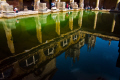 roman bath south west england southwest country english uk reflection temple spa avon britain wiltshire wilts great united kingdom british