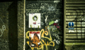 graffiti brick lane walls abstracts misc. poster london england uk tower hamlets cockney english great britain united kingdom british