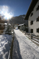 icy road zermat switzerland snow natural history nature misc. cottage quaint alpine cabin schweiz europe european swiss