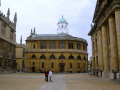 sheldonian theatre oxford uk theatres theater theatrical venues british architecture architectural buildings university oxfordshire home counties england english great britain united kingdom