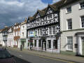 warwick high street. british architecture architectural buildings uk warwickshire england english great britain united kingdom