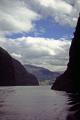 gudvangen norway sognefjord darkening skies european travel ferry boat naeroyfjord nærøyfjord nutshell showery cloudy kongeriket norge europe norwegan