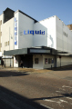 nightclub called liquid centre romford leisure uk nite club sign building essex england english great britain united kingdom british