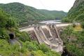 barrage aigle river dordogne corrèze france french landscapes european travel dam hydro-electric hydro electric hydroelectric edf reservoir neuvic lapleau correze limousin la francia frankreich europe