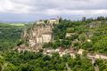 mediaeval town rocamadour department lot france french buildings european travel alzou saint amator sauveur quercy martial pilgrimage midi pyrénées pyrenees midi-pyrenees midi pyrenees midipyrenees la francia frankreich europe