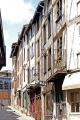 rue la boucherie limoge french buildings european travel butcher charcuterie shops half-timbered half timbered halftimbered mediaeval ancient ancienne limousin haute-vienne haute vienne hautevienne france francia frankreich europe