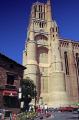 cathedral sainte-cécile sainte cécile saintecécile albi department tarn french buildings european travel cathédrale midi-pyrénées midi pyrénées midipyrénées pyrenees albigensian cathar mediaeval midi-pyrenees midi pyrenees midipyrenees france la francia frankreich europe