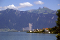 lac leman france haute-savoie. haute savoie hautesavoie town meillerie looking montreux switzerland french landscapes european travel turquoise river rhone mineral waters resort geneva lake geneve alpine rhône-alpes rhône alpes rhônealpes la francia frankreich europe