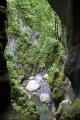 gorges du pont diable haute-savoie haute savoie hautesavoie region french landscapes european travel chasm river dranse morzine defile marble erosion cliffs devils bridge alpine rhône-alpes rhône alpes rhônealpes france la francia frankreich europe