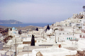 island ios looking south santorini greek european travel chora aegean sea cyclades greece whitewash adobi europe
