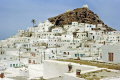 chora island ios greece greek european travel aegean sea cyclades whitewash adobi europe