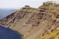 island santorini greece greek european travel aegean sea cyclades atlantis minoan caldera volcano pumice basalt lava europe
