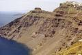 island santorini greece greek european travel aegean sea cyclades atlantis minoan caldera volcano pumice basalt lava europe